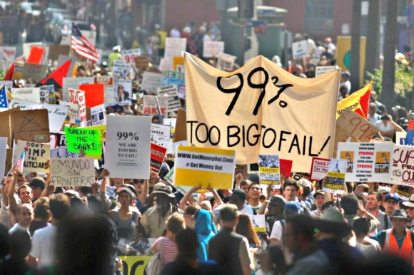The 99% - Too big to fail