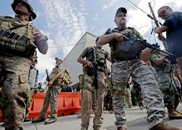 militia charlottesville